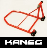 Ducati Supersport 939 Single Swingarm Rear Stand Red with spindle  THE BIGFOOT