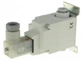 SMC VQ21A1-5YZ-C6-F-Q Pneumatic Control Valve Pilot/Spring - Post included