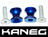 Swingarm pickups - BLUE - Yamaha Mini-Spools