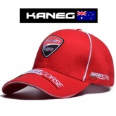 Ducati - offical baseball cap embroidered - post delivery included