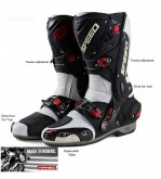 Race Boots - Kaneg Speed: Size - Euro 43 - 9.5