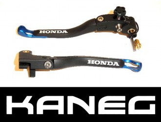 Levers Honda CBR 600 07-09 Blue Tip