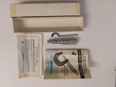 """S-T Industries Group 1 940 Series Micrometer Heads to IMP .001"""", Brand New with Certificate - Post included"""