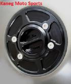 HP2 Sport BMW Race Quick Release Keyless Fuel Tank Gas Cap