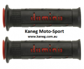 Domino Road & Race XM2 Double Super Soft Black/Red Grips - Post included