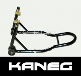 Kawasaki ZX12 Front Under Fork Pinned Platform Stand - Black – Post included