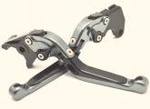 Triumph Daytona 955i - Fully Adjustable Clutch and Brake levers - post included