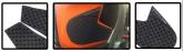 Yamaha MT09 Croc-Grip Tank Knee Grip Traction Pads-Stompgrip
