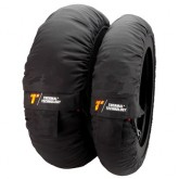 TRACK DAY SERIES Tyre warmers by Thermal Technology - Capit Chicken Hawk La Corsa Race Tech