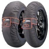 Thermal Technology PROFESSIONAL HEAVY DUTY Motorcycle Tyre Warmers 3 year warranty