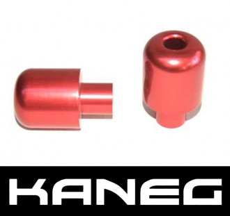 Bar Ends Suzuki Red