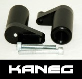 Crash Knob - Kawasaki ZX10R (04-07) - Black Delrin