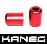 Kaneg Bar Ends -Red - Kawasaki ZX6R/7R/9R/12R/Z1000/ZX10R
