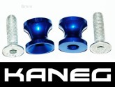 SPOOLS 8MM BLUE