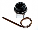 RS PRO SPDT 15 A Capillary Thermostat 0 to 120C, Automatic Reset - Post included