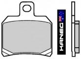 Ducati Hyperstrada 821 939 - Brembo 07BB2035  Carbon Ceramic Street Pads