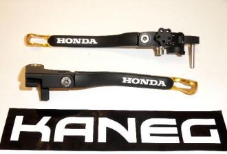 Levers Honda CBR600 04-06 Gold Tip