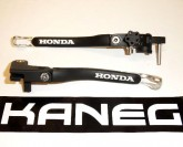 Levers Honda CBR600 04-06 Silver Tip