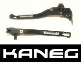 Kawasaki Levers Clutch  Brake Set ZX10R 06-09  Black Tip