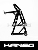 Head lift Front Stand - Black - Motorcycle, Motorbike, racing paddock stand - suits most sports bikes
