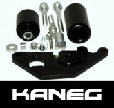 Crash Knob - Suzuki GSXR 600/750 (08-10) - Black Delrin