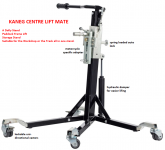 S1000R BMW Gen 1, 2013 - 16  Kaneg Centre Lift Mate - Post included NT – WA
