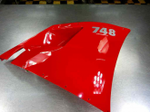 Ducati 748 SUITS 916 - 996 - 998 OEM RH Upper Half Fairing