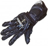 Berik 9316 Motorcycle Gloves - Black