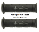 Domino Road & Race XM2 Double Super Soft Black/Grey Grips - Post included