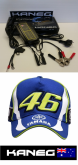 Phil's Christmas Special - VR46 Cap &  Battery Charger - includes post delivery.