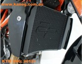 KTM Duke 690: 2012 – 2017 Radiator Guard
