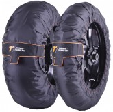 Supersport 300 - Moto 3 EVO Corse Tyre Warmers -  Thermal Technology - post included