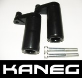 yamaha YZFR1 07-08 Black Crash Knob
