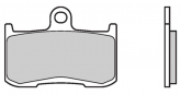 Triumph Street TripleR 09>  Brembo 07KA23SC Road/Race Brake Pads - 4 Pads for 2 disc Motorcycles - Post included
