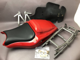 748 - 916 - 996 - 998 - OEM Ducati Ducktail, Pillion Pegs, Rider & Pillion Seat, Seat Rail OEM Parts - Post Included