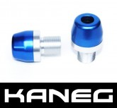 Bar Ends Kawasaki ZX10R Blue