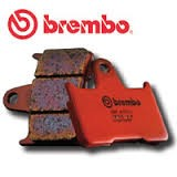 Ducat Monster Sintered Brembo SC Brake Pads
