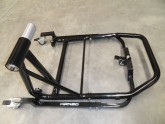 V4 Ducati - Kaneg Spacesaver Bigfoot Black Single Swingarm Rear Stand with a spindle - Post included NSW QLD VIC