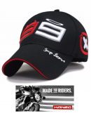 Jorge Lorenzo 99  - offical baseball cap 3D embroidered - post delivery included