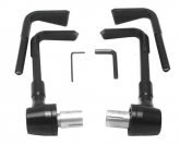 A Pair of Brake and Clutch Lever Guards includes replacement guard ends - Post included
