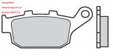 Yamaha XJ6-F N S - FZ6R Brembo 07HO2711 REAR Brake Pads - Post included