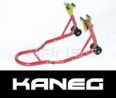 Front Stand under fork - Red - Motorcycle, Motorbike, racing paddock stand - suits most sports bikes