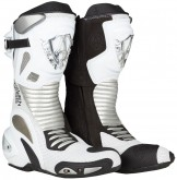 Arlen Ness White EVO Boot