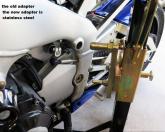Kawasaki ZX6R 09-16  Kaneg Centre Lift Mate