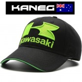 Kawasaki - offical 3D embroidered  baseball cap - post delivery included