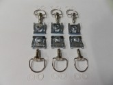 Fairing Fasteners Quick Release Alloy Colour Motorbike Motorcycle Set of 6