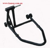 Ducati S2R and S4R Single Black Swing Arm Stand with spindle