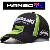 Kawasaki - offical baseball cap 3D embroidered - post delivery included