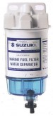 Suzuki Water Separator / Fuel Filter with Bracket & Clear Bowl- part no 99105-20005-ASY - Post included