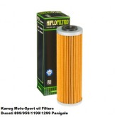 Ducati 899/959/1199/1299 Panigale Race Quality Hi-Flo Oil Filter
